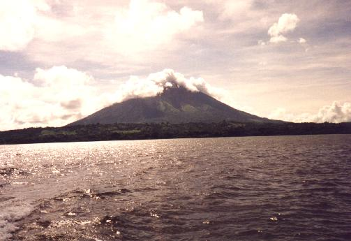 Isla de Ometepe (Lago Nicaragua) - America