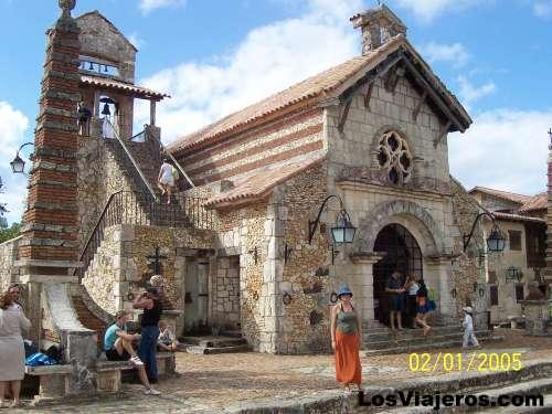 Ermita en los Altos de Chavón - Puntacana - Dominicana Rep. Small Hermitage - Altos de Chavon  - Puntacana - Dominican Rep.