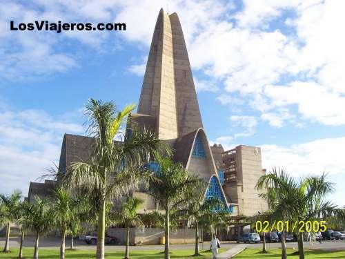 Catedral de la Virgen de Alta Gracia en Higüey - Punta Cana - Dominicana Rep.