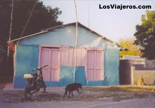 Escena urbana - Republica Dominicana - Dominicana Rep.