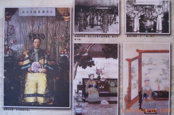 Fotografias del la familia imperial -Ciudad prohibida - Pekin - China Imperial Family Beijing_ures -Forbidden City - Beijing - China