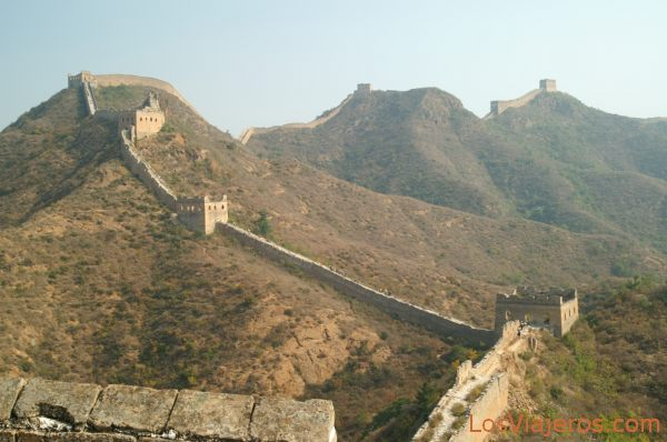 Simatai, la Gran Muralla China Simatai, China Great Wall
