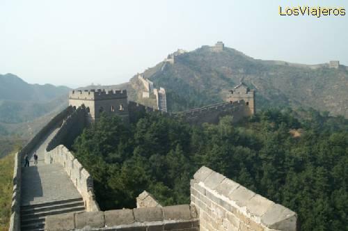 La Gran Muralla - Simatai - China