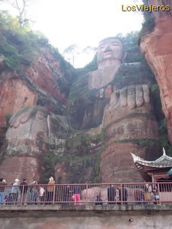 El Gran Buda de Leshan - China Leshan Giant Buddha - China