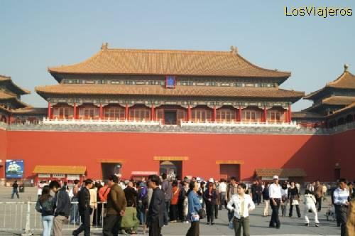 The Forbidden City -Beijing- China La Ciudad Prohibida -Beijing - China