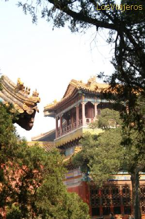 Jardin imperial la ciudad prohibida beijing china for Jardin imperial