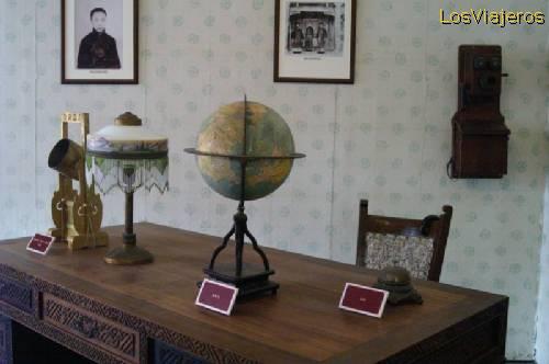 Despacho Privado -La Ciudad Prohibida -Beijing - China Private room - The Forbiden City -Beijing- China