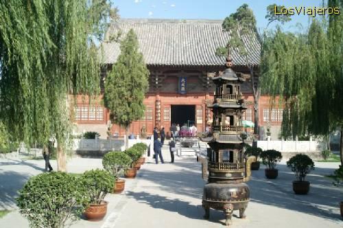 La ciudad amurallada de Pingyao - China Pingyao, walled city - China