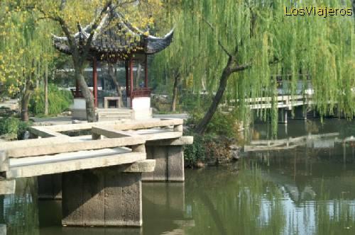 Jardines del Funcionario Honrado - China Suzhou Classical Gardens - China
