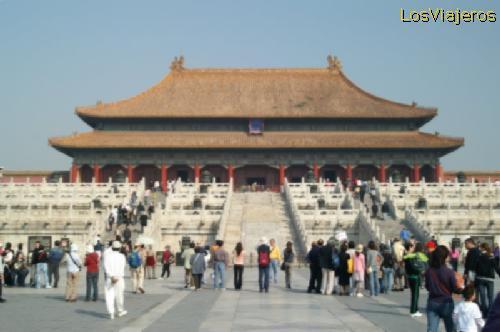 La Ciudad Prohibida -Beijing - China