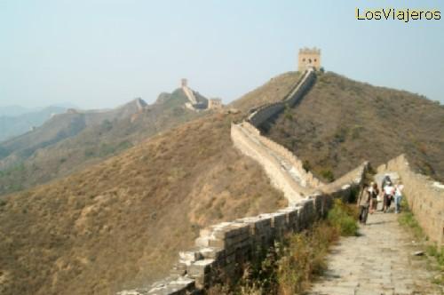 La Gran Muralla - Simatai - China The Great Wall -Simatai- China