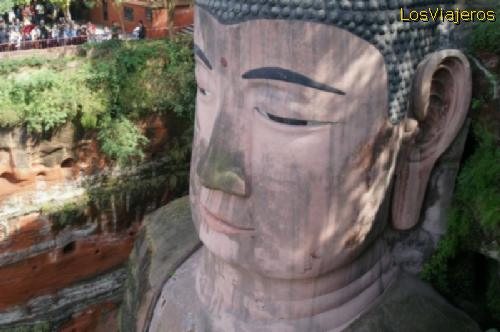 El Gran Buda de Leshan - China Leshan Giant Buddha - China