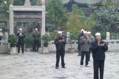 jiexiu muslim Reconstructing an ancient day: a challenging way to preserve and promote chinese culture jiexiu city people's political consultative conference, july 1-july 3.