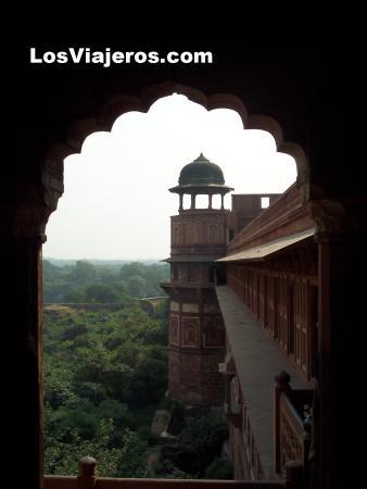 Fuerte de Agra - India Agra Fort - India