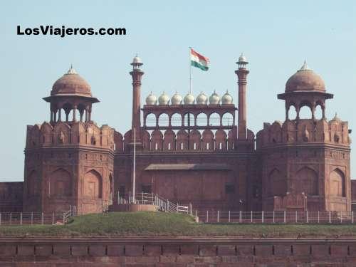 Fuerte rojo - Nueva Delhi - India