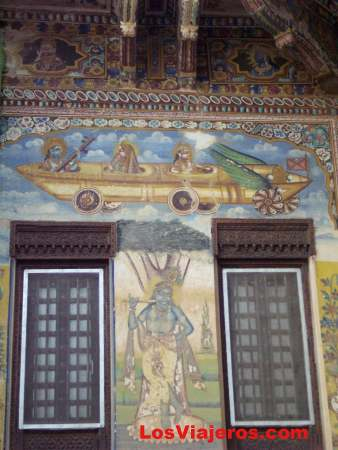Havelis de Shekhavati - India The Havelis of Shekhavati - Rajasthan - India