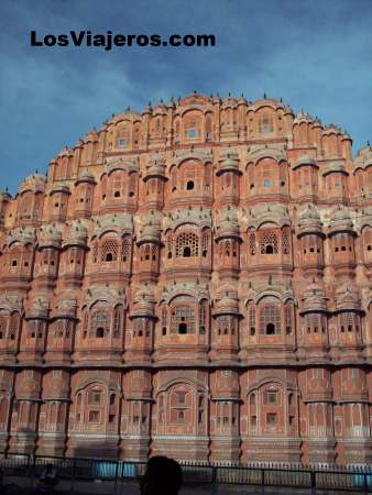 Palacio de los Vientos - Jaipur - India Winds Palace - Jaipur - India