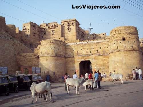 Jaisalmer - Rajastan - India Jaisalmer - Rajasthan - India
