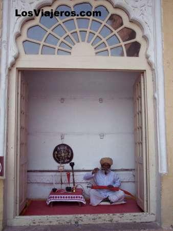 Fuerte Mehrangargh - Jodhpur - Rajastan - India Mehrangargh Fort - Jodhpur -Rajasthan - India