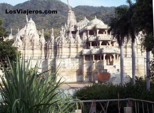 Templos jainistas de Ranakpur - Rajastan - India Ranakpur's Jain Temples - Rhajasthan - India