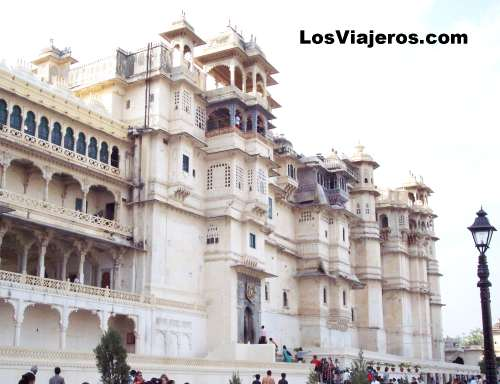 Palacios de Udaipur - India Palaces of Udaipur - India