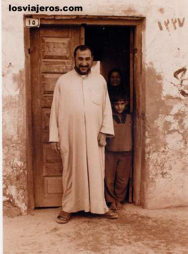 Hombre de Basora - Iraq Pictures of Basra- Iraq