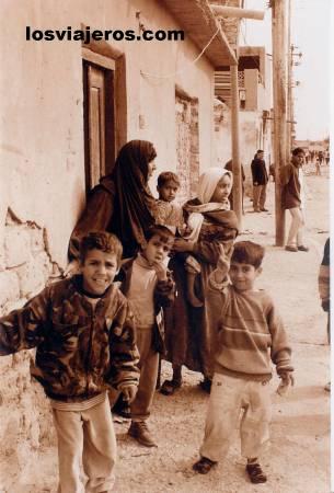 Niños jugando - Basora - Iraq Pictures of Basra - Iraq