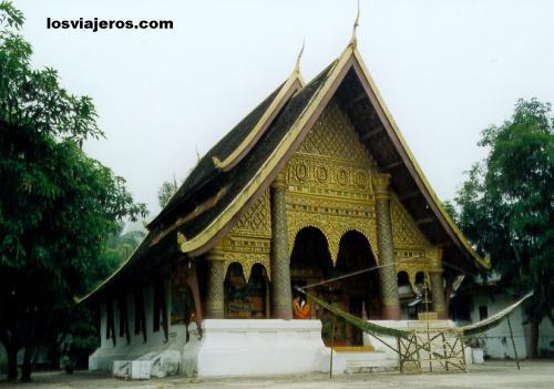 Templo Budista: Wat Xieng Muan - Luang Prabang - Laos Buddhist Temple: Wat Xieng Muan - Luang Prabang - Laos