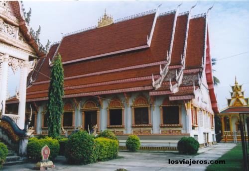 Wat Sainyamungkhun - Savannakhet - Laos Wat Sainyamungkhun - Savannakhet - Laos