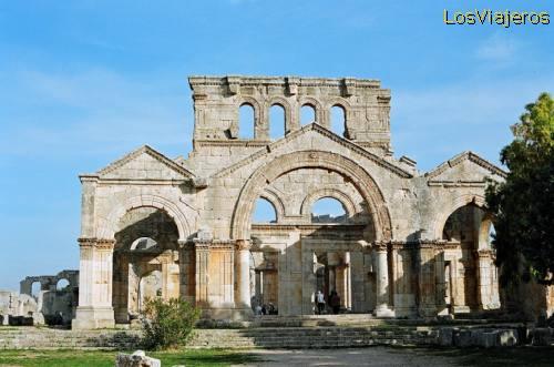 Basílica de San Simeón