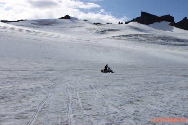 Glaciar Vatnajokull - Islandia Vatnajokull Glacier - Iceland