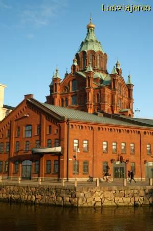 Uspenski Orthodox Cathedral -Helsinki- Finland Catedral ortodoxa Uspenski -Helsinki- Finlandia