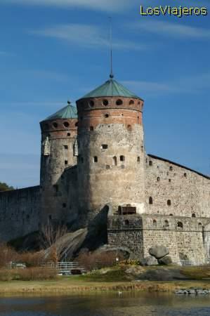 Castle of Olavinlinna - Savonlinna - Finland Castillo de Olavinlinna -Savonlinna- Finlandia