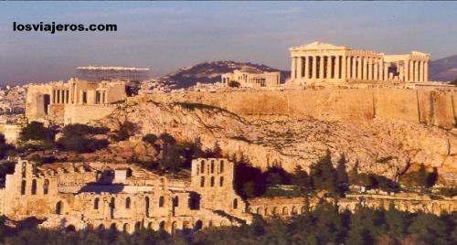 Acropolis- Athens - Greece La Acropolis - Atenas - Grecia