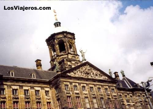 Royal Palace - Amsterdam - Holland - Netherlands Palacio Real - Amsterdam - Holanda