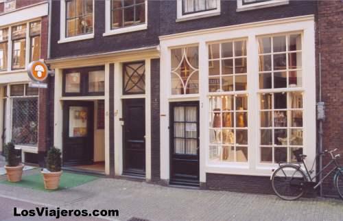 Mushroom shop - Amsterdam - Holland - Netherlands Tienda de setas - Amsterdam - Holanda