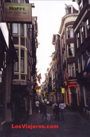 Red Light District - Amsterdam - Holland - Netherlands Barrio Rojo - Amsterdam - Holanda