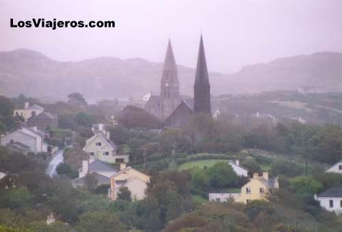 Clifden - Connemara's Coast - Ireland Clifden - Connemara - Irlanda