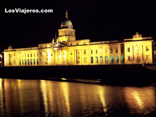 Aduana - Dublin - Irlanda Custom Building - Dublin - Ireland