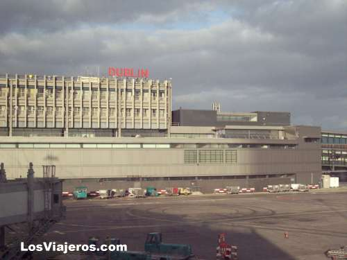 Airport of Dublin - Ireland Aeropuerto de Dublin - Irlanda