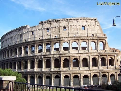 Rome - Italy Coliseo de Roma - Italia