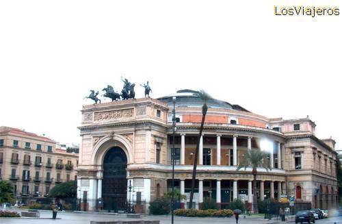 Palermo -Sicily- Italy Palermo -Sicilia- Italia