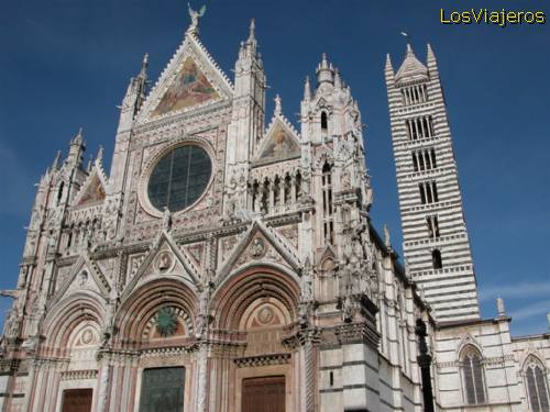 Cathedral of Siena- Italy Catedral de Siena- Italia
