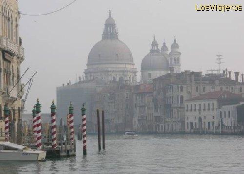 Gran Canal -Venecia - Italia Grand Canal -Channels of Venice- Italy