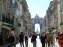 Ampliar Foto: Calle Augusta-Lisboa