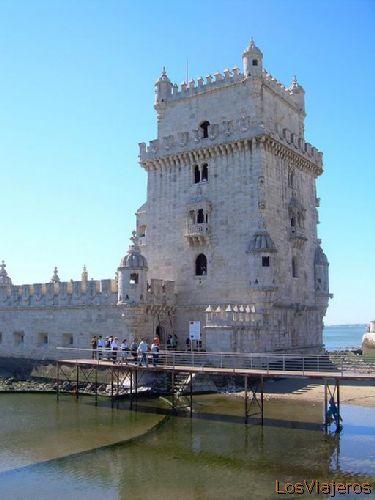 Torre de Belen-Lisboa - Portugal Belem tower-Lisbon - Portugal