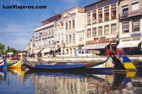 Puerto de Aveiro - Portugal