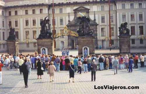 Palacio Presidencial - Praga - República Checa - Checa Rep.
