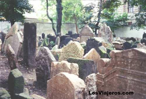 Jewish Cementery - Prague - Czech Republic Cementerio Judio - Praga - República Checa - Checa Rep.