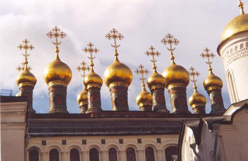 Catedrales del Kremlin - Moscu - Rusia Catedrales del Kremlin - Moscu - Rusia - Russia
